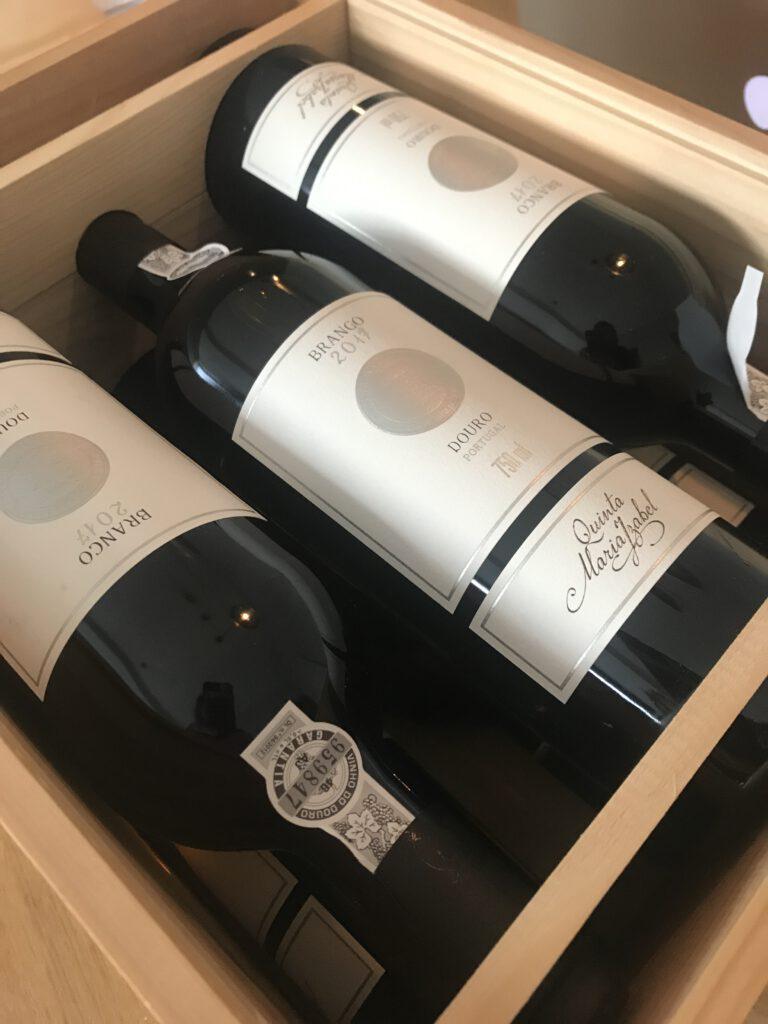 Vinho box wit